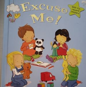 Excuse Me! Mind Your Manners Storybook
